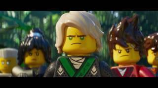 Лего Ниндзяго Фильм - Трейлер 2 (2017) - The LEGO Ninjago Movie