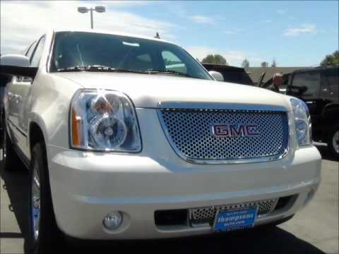 2013 yukon xl denali at thompsons buick gmc youtube. Black Bedroom Furniture Sets. Home Design Ideas