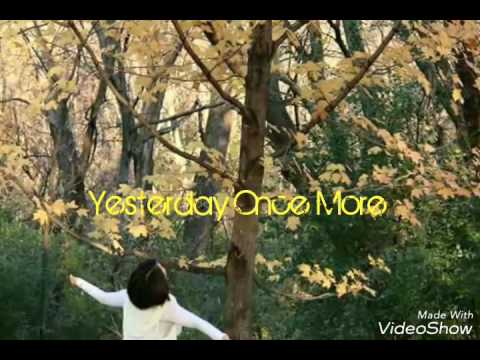 Yesterday Once More - Yao Si Ting