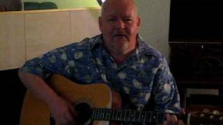 """""""Stuff That Works"""" - Guy Clark cover - Uncle Jeffy Overturf"""