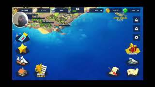 Sea Port: Build Town & Ship Cargo in Strategy Sim - 2020-04-11 screenshot 2