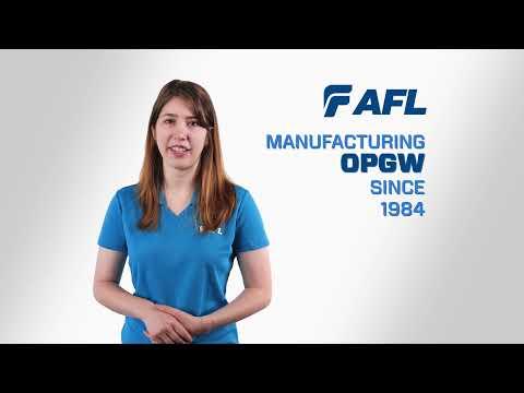 Marie talks about our 200 um diameter optical fiber (OPGW)