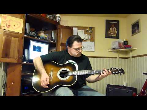 Bob Seger  - Still The Same - guitar cover