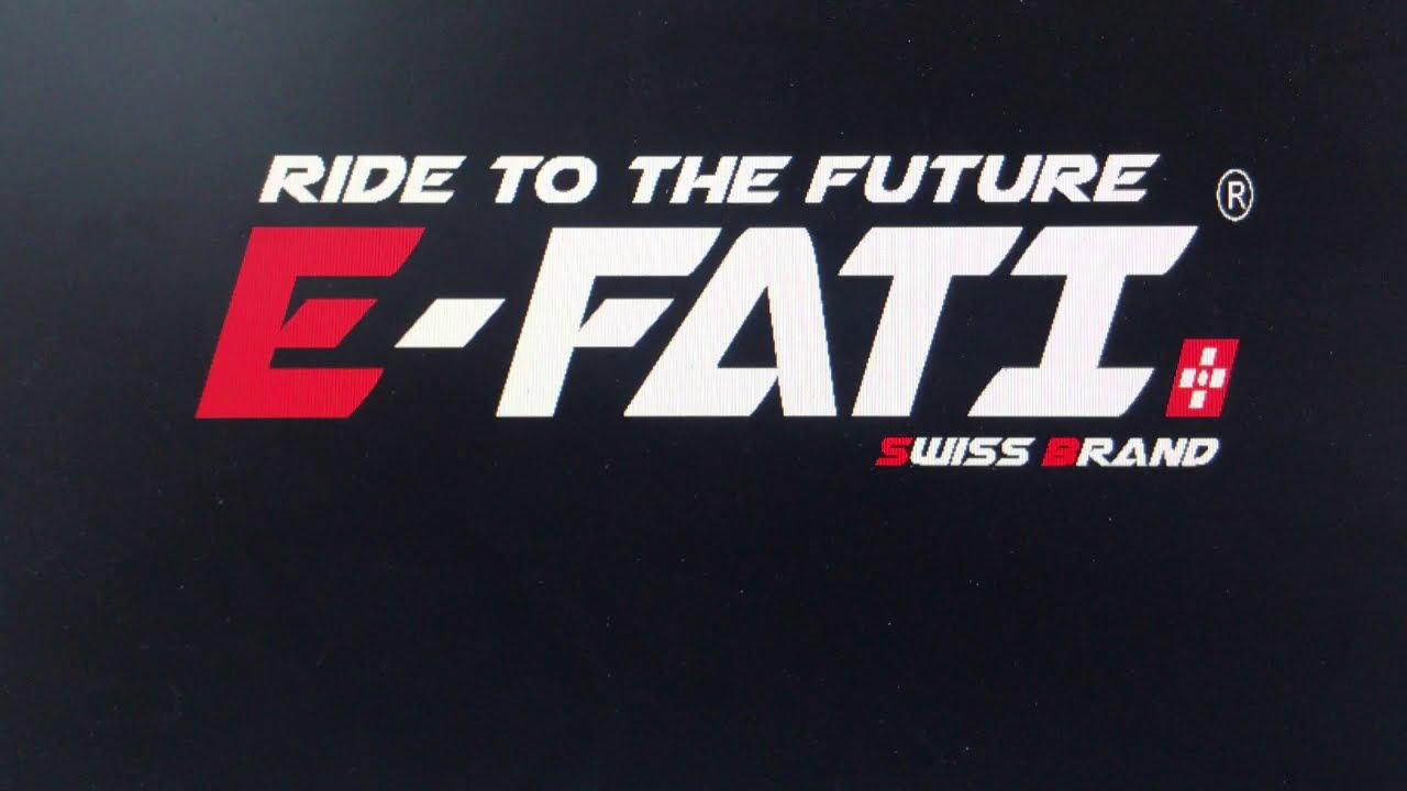 Les nouveaux E-Fati sont là