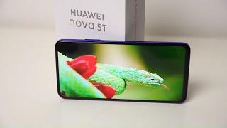 huawei Nova 5T Обзор на русском и всё по полочкам - Интересные гаджеты