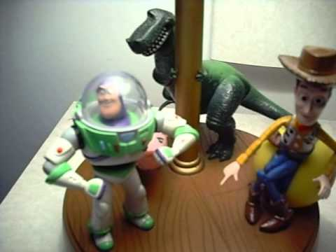 High Quality Toy Story  Lamp