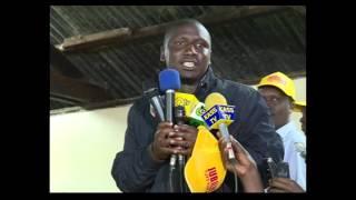 Aaron Cheruiyot's acceptance speech after Kericho By-election win