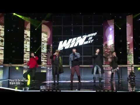 WIN : WHO IS NEXT TEAM A 1st Battle Round 1 Song Battle  Dont Cheat On Me 나만 바라봐  TAEYANG