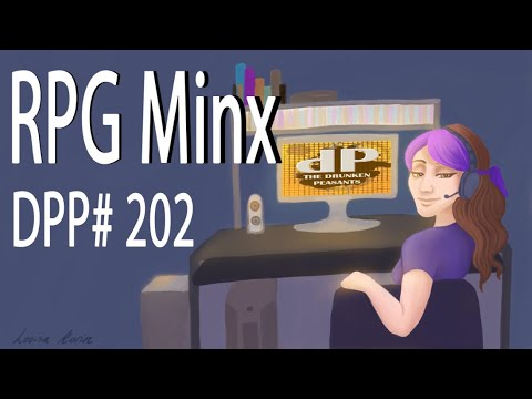 TheRPGMinx Joins Us - Political Correctness vs Comedy - Anita Sarkeesian Erotic Novel - DPP #202