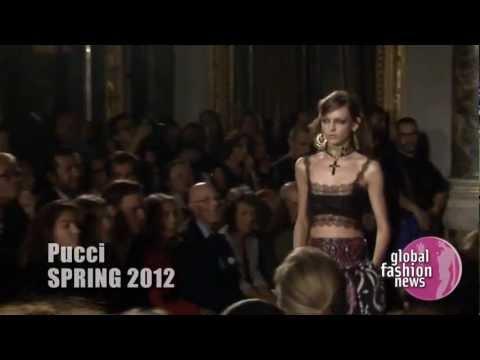 Emilio Pucci Spring / Summer 2012 Women