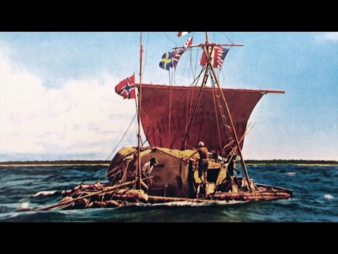 Great Voyages: Thor Heyerdahl and Kon Tiki: A Grand Experime