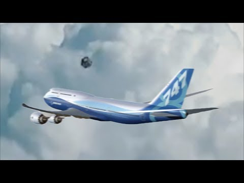 Съемка пилотом НЛО