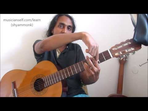 [chords] Finding your own chords: Kadhal Rojave A R Rahman song Phrase by Phrase RE-Chord