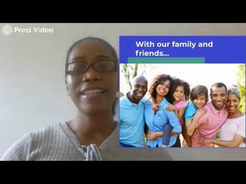 St. LUCIA: #CaribbeanYouthAgainstCovid19 and #YouthAgainstCovid19 - Jasmyn Joseph