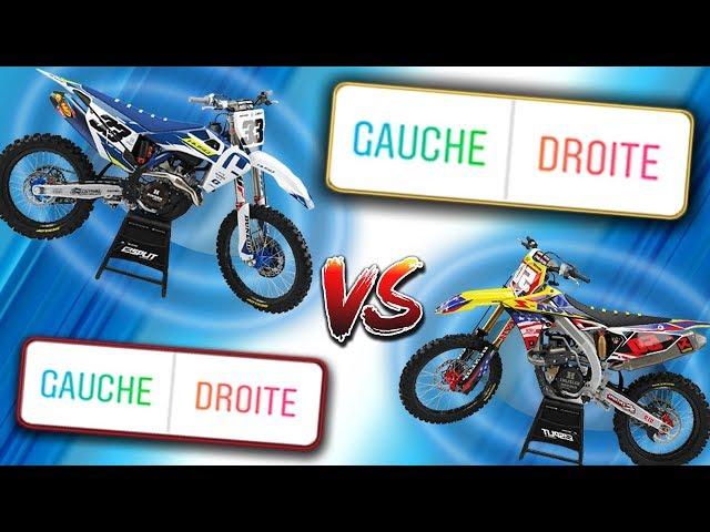 QUEL ABONNÉ A LA PLUS BELLE MOTO ? : Motocross EP 1
