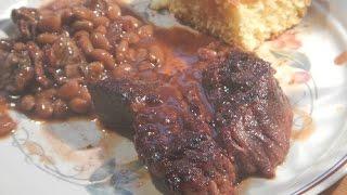 Boneless Beef Ribs