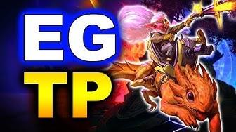 EG vs Thunder Predator - North vs South America!  - LOOT.BET Dota Summit 12 DOTA 2