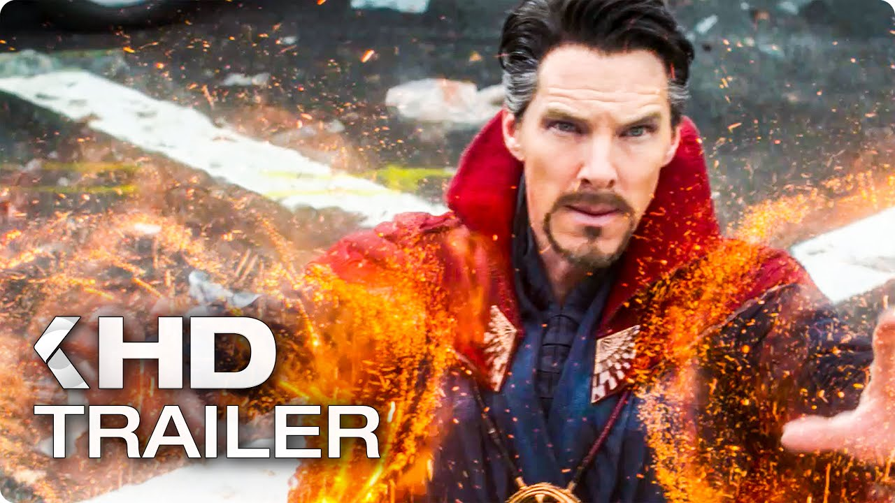 AVENGERS 3: Infinity War Japanese TV Spot & Trailer (2018)