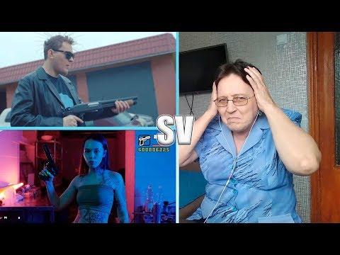CMH & INSTASAMKA - GTA / МС ХОВАНСКИЙ - Дисс на Инстасамку/ РЕАКЦИЯ