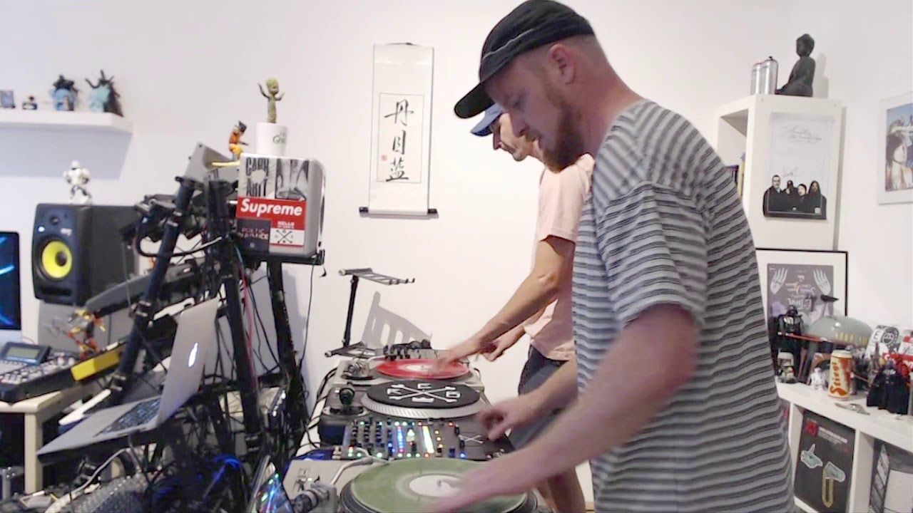 Skratch Bastid & DJ Crum - Practice #DownBadSkratchChallenge #1