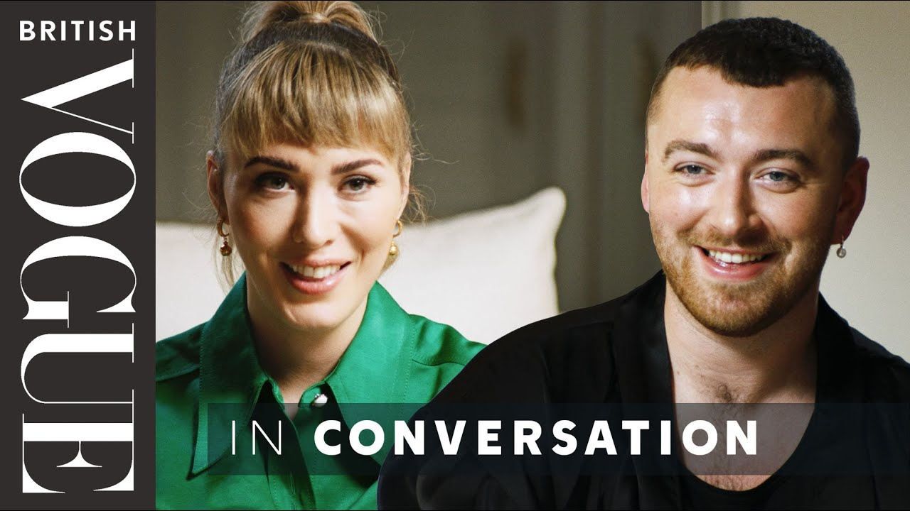Sam Smith Talks Gender Identity, Break-Ups and Stage Fright | In Conversation | British Vogue