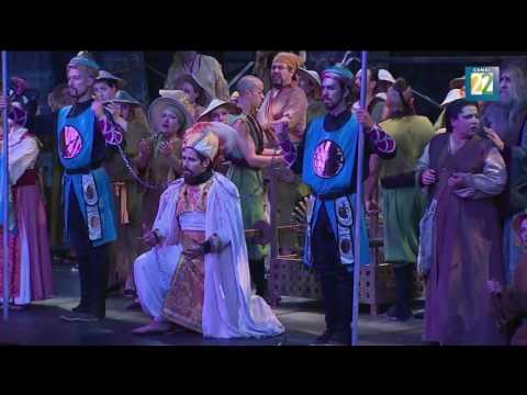 "La ópera ""Turandot"" llega al Palacio de Bellas Artes"