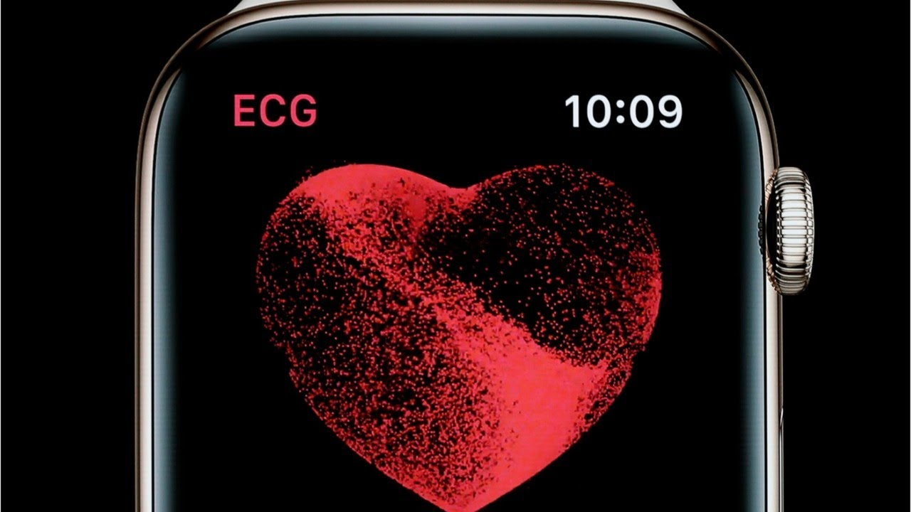 51c4b8f88 Is The ECG App In The New Apple Watch Worth It  - YouTube