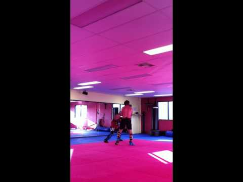 Kickboxing Private tuition