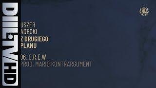 Uszer x Adecki - C.R.E.W (prod. Mario Kontrargument) (audio) [DIIL.TV]