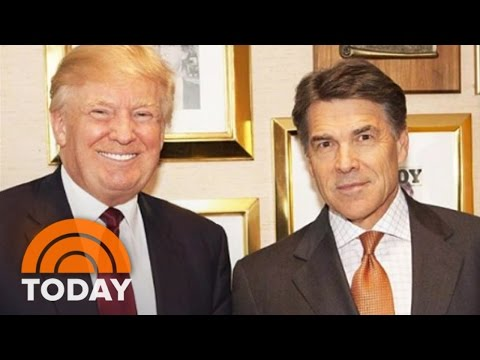 Donald Trump To Meet Rick Perry; Demands 'Hamilton' Cast Apologize Mike Pence | TODAY