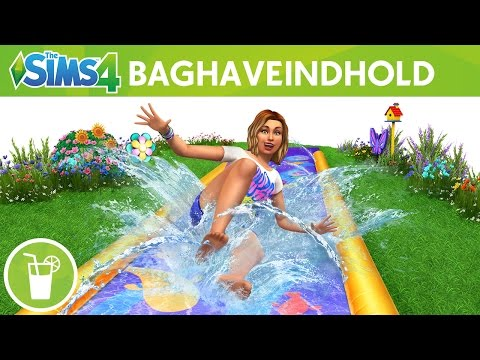 The Sims 4 Baghave-indhold: Officiel trailer