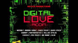 Download lagu Digital Love Riddim - mixed by Curfew 2012