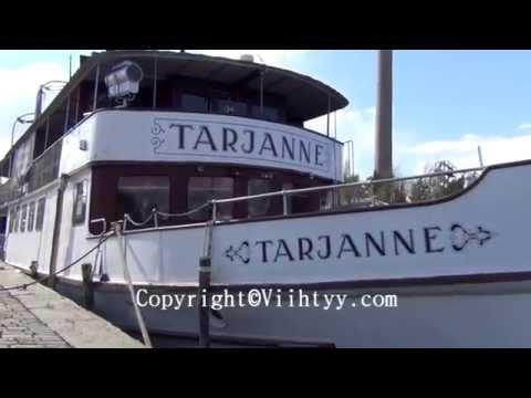 Steamship S/S Tarjanne  1908