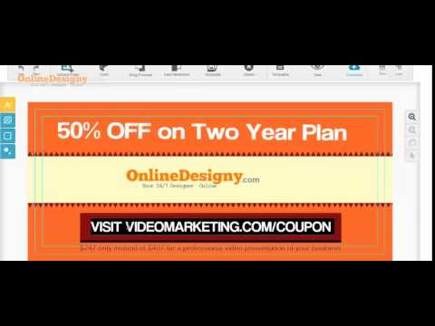 Coupon Designer Online Designing Coupon Codes Online using OnlineDesigny Editor Tool