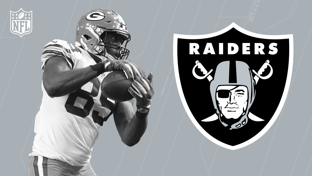 Jared Cook Welcome to the Oakland Raiders!  NFL  Free Agent Highlights  YouTube