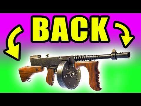 NEW Unvaulted LTM! Drum Gun Back 🔴 Fortnite Season 7 Gameplay Live