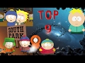 TOP 9 PERSONAGENS DE SOUTH PARK