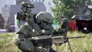 Eximius: Seize The Frontline GDC2018 Trailer