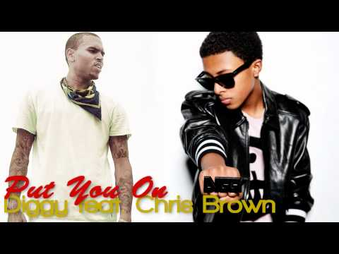 Diggy Simmons feat. Chris Brown - Put You On