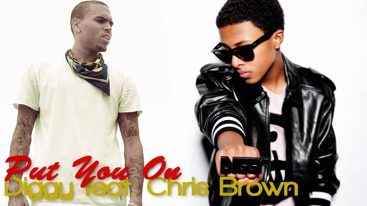 Diggy Simmons Feat. Chris Brown