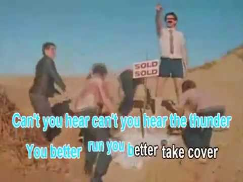 Men at Work - Down Under Karaoke Version
