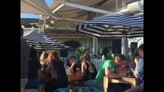 16/11/16 - Samantha Jade & Cyrus at the Bucket List bar in Bondi