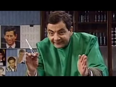 Hair by Mr. Bean of London | Episode 14 | Mr. Bean Official