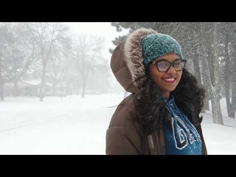 Kitchener Snow 2020