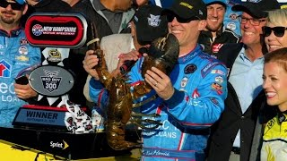 Winner s Weekend: Kevin Harvick - Loudon | NASCAR RACE HUB