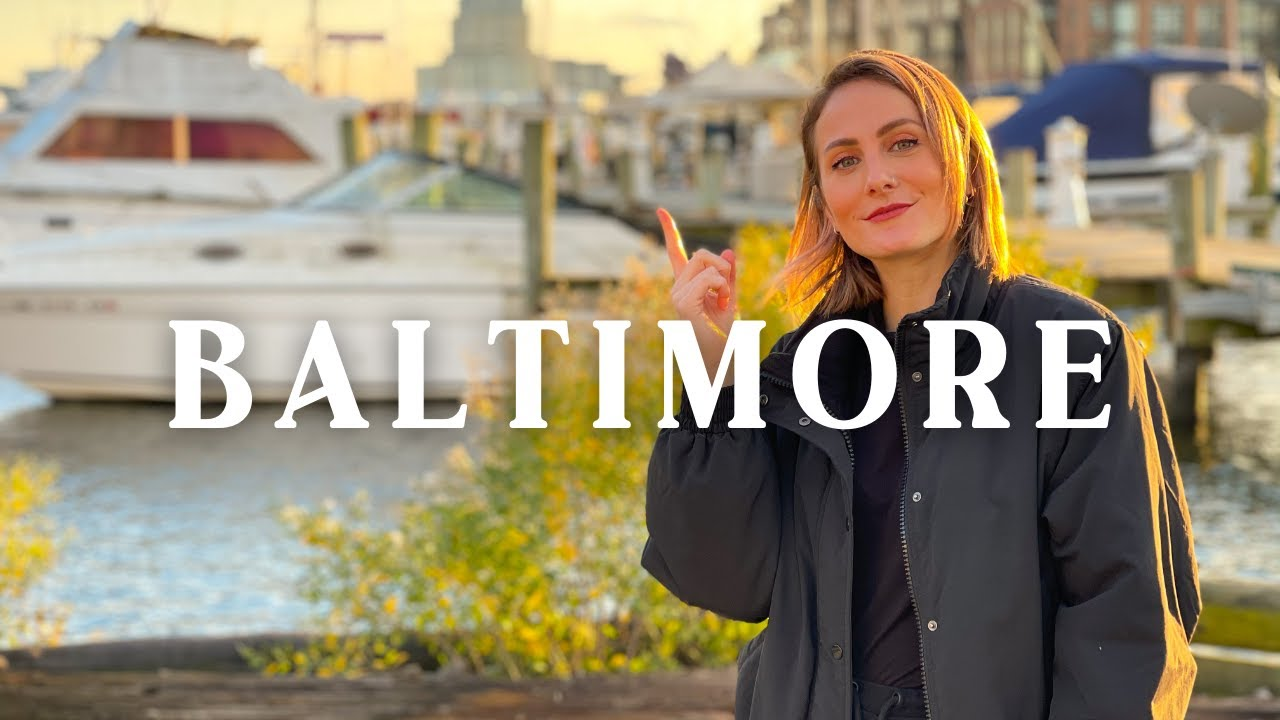 5 Things to Do in Baltimore (During COVID)