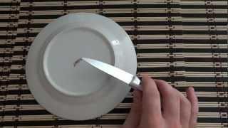 бюджетный вариант заточки ножа