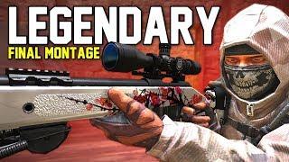 """LEGENDARY"" // Final Black Squad Montage~"