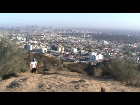 skyline views of Los Angeles ... brought to you by Michael