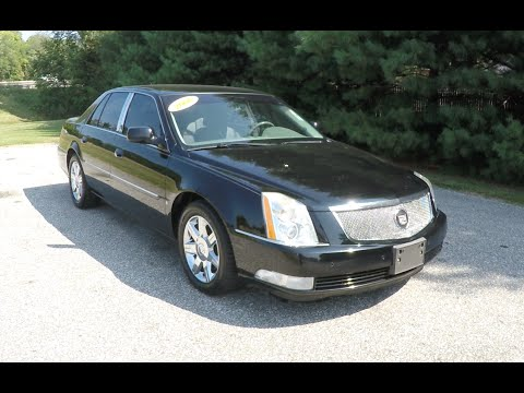 2006 cadillac dts luxury ii collection p10398a youtube. Black Bedroom Furniture Sets. Home Design Ideas